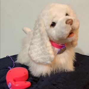 FurReal Friends My Walkin Plush Pup Pet